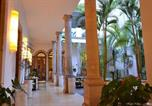 Hôtel Morelia - Hotel Boutique Casa San Diego-3