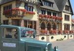 Hôtel 4 étoiles Westhalten - Hotel Spa Restaurant Domaine du Moulin-2