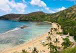 Location vacances Honolulu - Waikiki Whale Watcher Apts 703-3