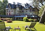 Hôtel 4 étoiles Billiers - Le Castel Marie Louise-1