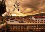 Hôtel Cuenca - El Cafecito Hostel Cuenca-1