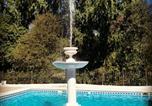 Hôtel Villa General Belgrano - Rancho Grande Hotel-4
