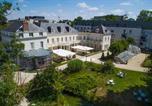 Hôtel 4 étoiles Noyant-de-Touraine - Clarion Hotel Château Belmont Tours-1