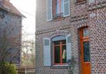 Hôtel Lanchères - Le Jardin-chambres d'hôtes en Baie-3
