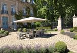 Hôtel Saint-Honoré-les-Bains - Chateau de Villette-3