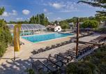 Camping avec Hébergements insolites Pays de la Loire - Camping Sandaya Domaine le Midi-3