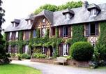 Hôtel Beaumont-en-Auge - Les Champs Rabats-1