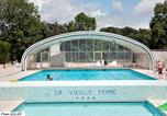 Camping avec Piscine Antibes - Camping La Vieille Ferme-3