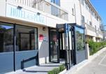 Hôtel Port-la-Nouvelle - Hotel de la Plage-1