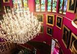Hôtel Łódź - Łódzki Pałacyk - Pokoje pałacowe-1