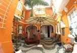 Hôtel Brésil - Villa Budget Hostel Copacabana-1