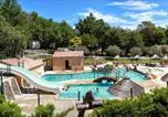 Camping en Bord de lac Provence-Alpes-Côte d'Azur - Camping Les Blimouses-1
