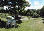 Camping avec Piscine couverte / chauffée Lanobre - Camping les Aurandeix-4