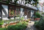 Location vacances Melsungen - Alte Pfarre Gudensberg-3