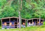 Camping avec WIFI Ondres - Camping les Chalets de Pierretoun-4