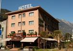 Hôtel Salvan - Hotel Forum