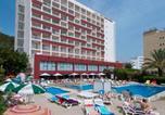 Hôtel Calella - Medplaya Hotel Santa Monica-1