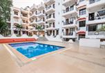 Location vacances Vagator - Apartment with pool in Vagator, Goa, by Guesthouser 66918-3