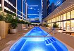 Hôtel Crestwood - Skye Hotel Suites Parramatta-3