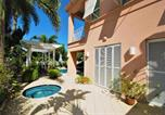 Location vacances South Padre Island - Sea Hawk - Private Beach House With Pool & Hot Tub Home-3