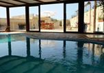 Location vacances Arico - Casa en finca de uva con piscina privada, cubierta y climatizada-1