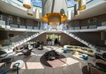Hôtel 4 étoiles Castries - Novotel La Grande Motte Golf-2
