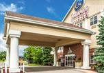Hôtel Milwaukee - Comfort Suites Milwaukee Airport
