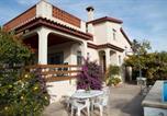 Location vacances Vinaròs - Villa Boverals-1