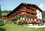 Hôtel Wildschönau - Hotel Lenzenhof-2