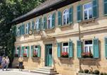 Location vacances Hirschaid - Gasthof Schiller bei Bamberg-1
