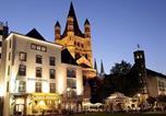 Location vacances Cologne - Rhein-Hotel St.Martin-1