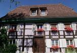Hôtel Territoire-de-Belfort - Chambres d'hôtes &quote;Aux Portes de l'Alsace&quote;-1