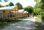 Camping avec Piscine couverte / chauffée Chauché - Camping La Bretèche-1