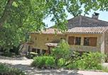 Location vacances Fayence - Holiday home Mas de la Grette-4