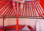 Location vacances Noisy-Rudignon - Yourte Nomade-Lodge-2