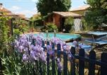 Location vacances Saint-Hilaire-de-Brethmas - Au Bon Accueil-1