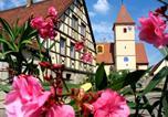 Location vacances Rothenburg ob der Tauber - Landgasthof zum Hirschen-1