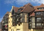 Hôtel 4 étoiles Saint-Arnoult - Mercure Deauville Centre