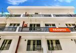 Hôtel Lucknow - Fabexpress Rajput-1