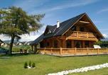 Location vacances Kvačany - Rekreačný zrubový dom-1