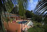 Location vacances Ban Tai - 5 Bedroom Seafront Villa Phanghan-4