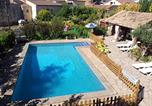 Location vacances Barbastro - Rural Apartment with great views-1