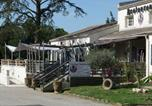 Hôtel Les Granges-Gontardes - L'Horloge Gourmande-2