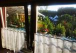 Location vacances Hagen - Ferienhaus mit riesen Garten, drei Terrassen, toller Aussicht am Waldrand, auch als Monteur-Wohnung-3