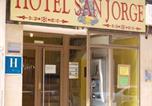 Hôtel Saragosse - Hotel San Jorge-2