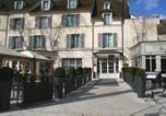 Hôtel Rochefort-en-Yvelines - Mercure Rambouillet Relays Du Château-4