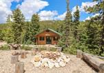 Location vacances Orderville - Cabin On The Rocks-4