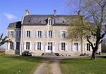 Hôtel Bannegon - Château Oliveau-2