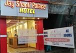 Hôtel Ujjain - Spot On 23725 Jay Shanti Palace Hotel-4