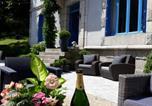 Hôtel Treignac - Le Parc des 4 Saisons-2